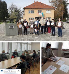 Zaželi Općina Vojnić